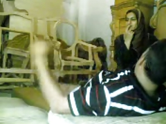 Arab Girl Fuck older Arab man