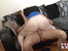 PURE XXX FILMS Caught his stepsister wet-handed